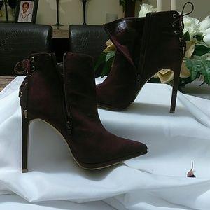 Bettseyville ladies heeled boot